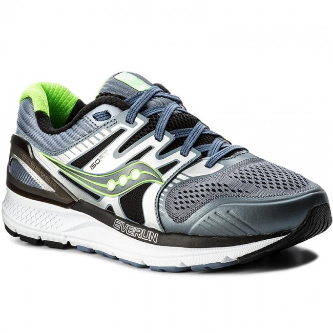 Schuhe SAUCONY-Redeemer Iso 2 S20381-3 Gry/Sil/Slm