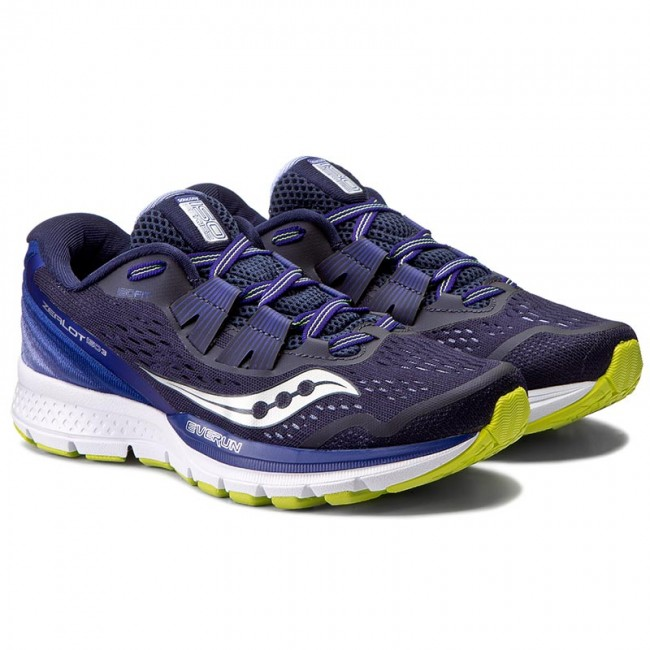 Schuhe SAUCONY                                                      Zealot Iso 3 S1036-2 Nvy/Pur 641aad