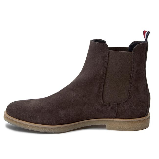 Stiefeletten Steel TOMMY HILFIGER-William 2B FM0FM00972  Steel Stiefeletten Grey 039 ad19f5