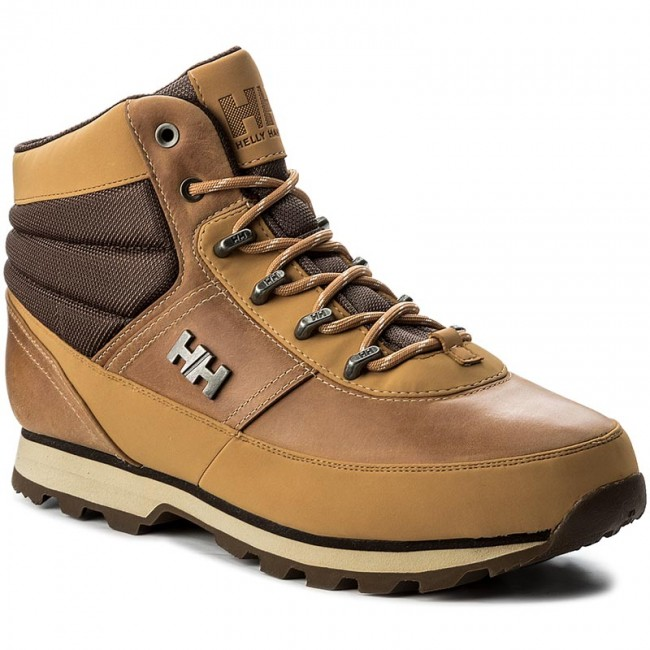 Trekkingschuhe Honey HELLY HANSEN-Woodlands 108-23.726 Honey Trekkingschuhe Wheat/Slate schwarz/Dark Earth/Cofee Bean 59b3d0