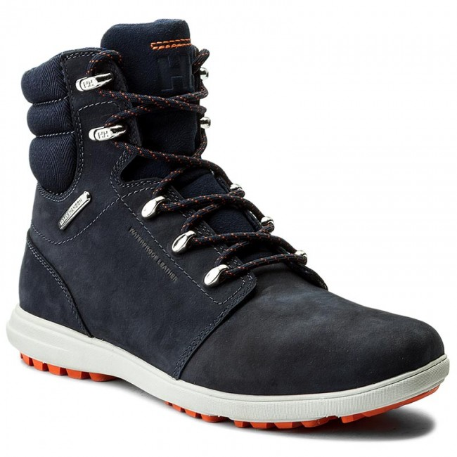 Trapperschuhe HELLY Nights/Light HANSEN-A.S.T. 2 111-59.581 Blue Nights/Light HELLY Grey/Flame/Black 5f0099