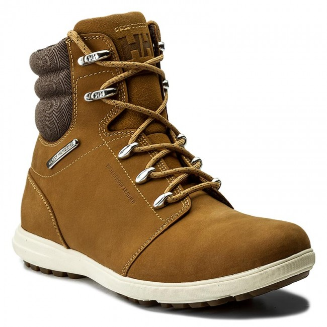 Trapperschuhe HELLY HANSEN-A.S.T 2 111-59.724 New Wheat/Coffe Bean/Angora/Sperry Gum