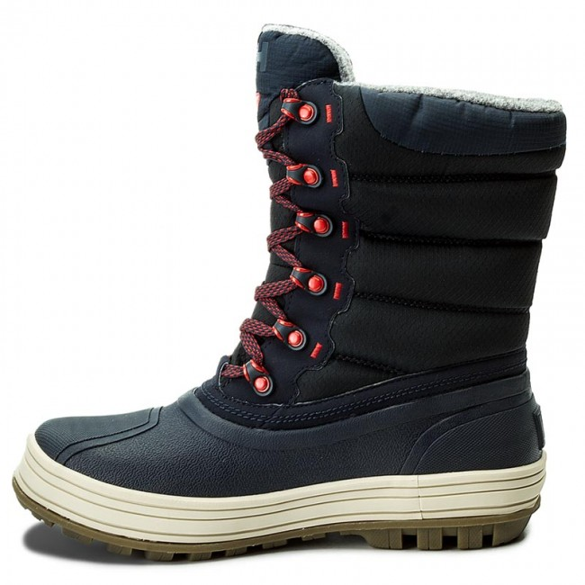 Schneeschuhe Blue HELLY HANSEN-Tundra Cwb 112-31.581 Blue Schneeschuhe Nights/Navy/Melt Down/Dark Gum b720ec