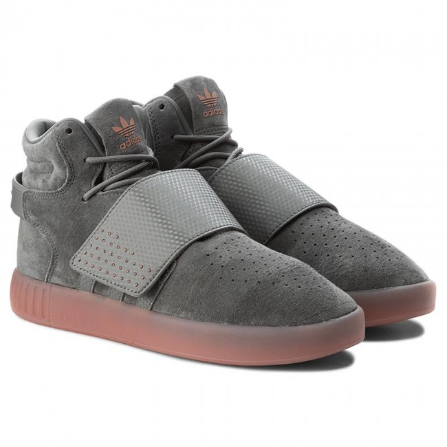 Schuhe adidas Tubular Invader Strap BY3634 GrefouGrefouRawpin