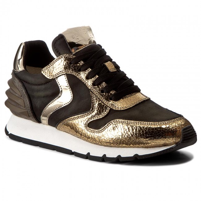 Sneakers VOILE BLANCHE Julia Power 0012011744.01.9106 Oro/Militare