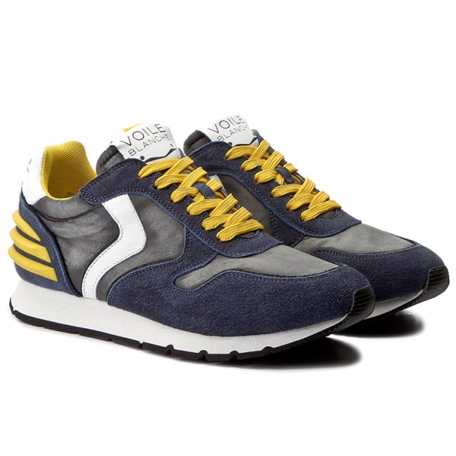 Sneakers 0012011715.01.9108 VOILE BLANCHE-Liam Power 0012011715.01.9108 Sneakers Blu/Lavagna 4808f3