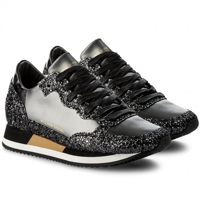 Sneakers PHILIPPE  MODEL     PHILIPPE                                                Paradis CHLD MG17 Metal Noir 5fc1a4
