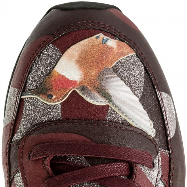 Sneakers PHILIPPE MODEL                                                      Etoile TBLD BG05 Birds Vin 94bed0