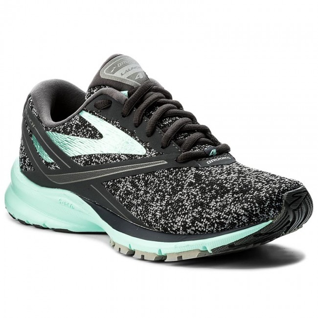 Schuhe BROOKS Launch 4 120234 1B 048 Anthracite/Beach Glass/Silver