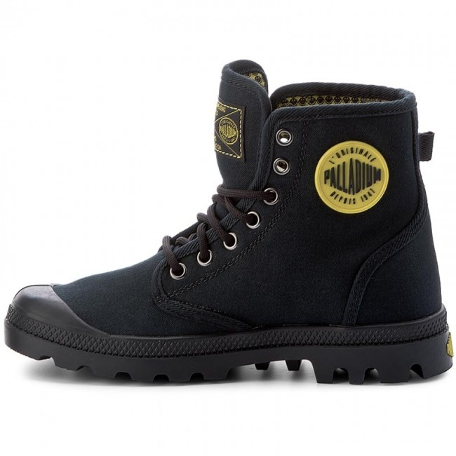 Trapperschuhe PALLADIUM                                                      Pampa Fest Pack 75581-091-M Anthracite 5d007c