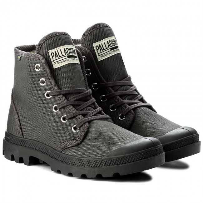 Trapperschuhe PALLADIUM                                                    Pampa Hi Originale 75349-020-M Forged Iron