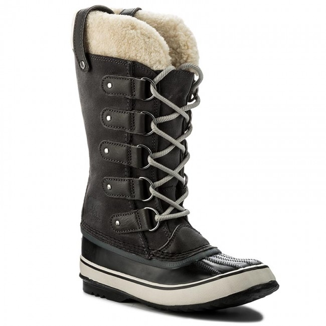 Schneeschuhe SOREL                                                    Joan Of Arctic Shearling NL2393 Dark Grey/Black 089