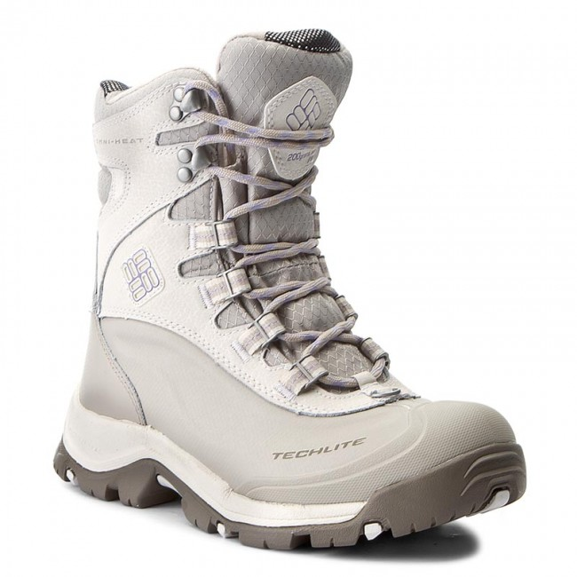 Schneeschuhe COLUMBIA                                                      Bugaboot Plus III Omni-Heat BL1620 Sea Salt/Twilight 125 2aa167