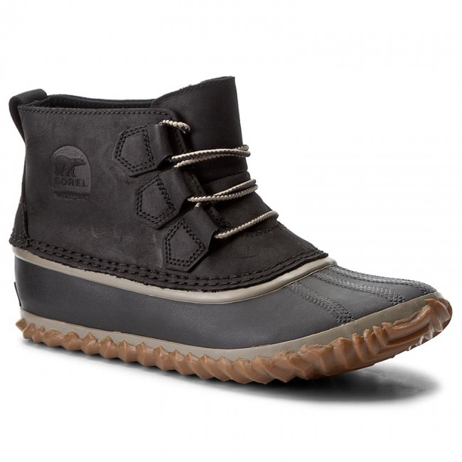 Stiefeletten SOREL-Out N About NL2133 Black 012 Werbe Schuhe