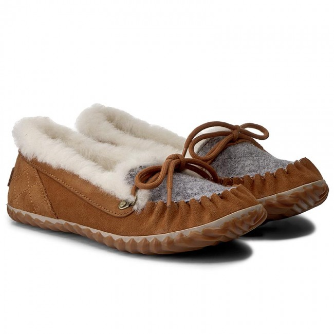 Halbschuhe SOREL                                                      Out N About Slipper NL2431 Elk/Fawn 286 2c3a91