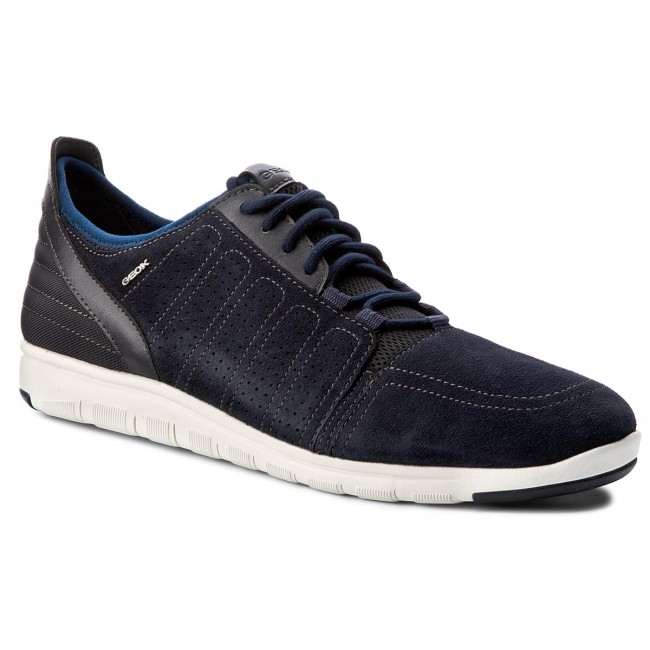 Sneakers GEOX-U Xunday 2Fit B U720DB 02211 C4064 Navy