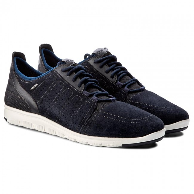 Sneakers GEOX-U Xunday 2Fit B Navy U720DB 02211 C4064 Navy B 935973