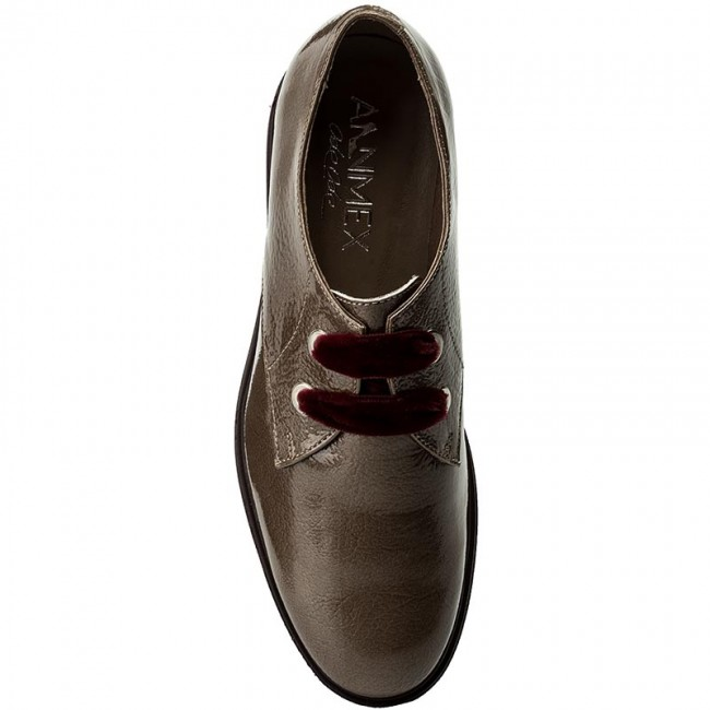 Oxfords ANN MEX                                                      8349 03LN Beż 615ff0