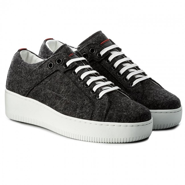Sneakers BOSS                                                      Margaret-FT 50376711 10202341 01 Charcoal 011 6fb512