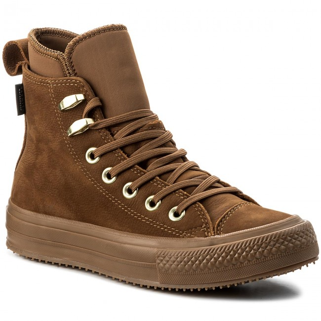 Sneakers CONVERSE                                                      Ctas Wp Boot Hi 557946C Brown/Brown/Brass 96adaa