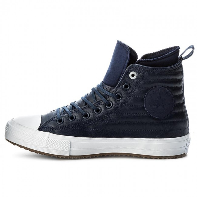 Sportschuhe CONVERSE-Ctas Wp Grey Boot Hi 157490C Midnight Navy/Wolf Grey Wp 7fe54d