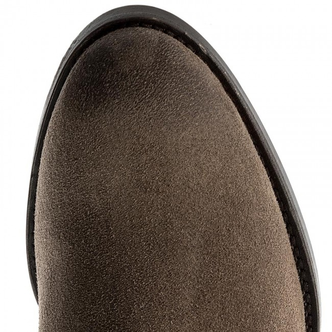 Stiefeletten MARC O'POLO 708 14215101 304 Taupe Taupe 304 717 0ad39d