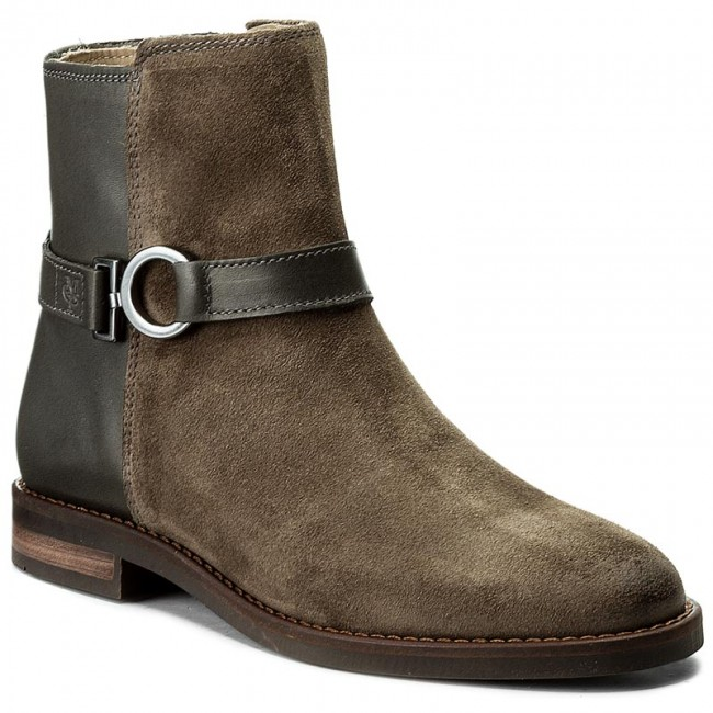 Stiefeletten MARC O'POLO 708 14226001 311 Taupe 717