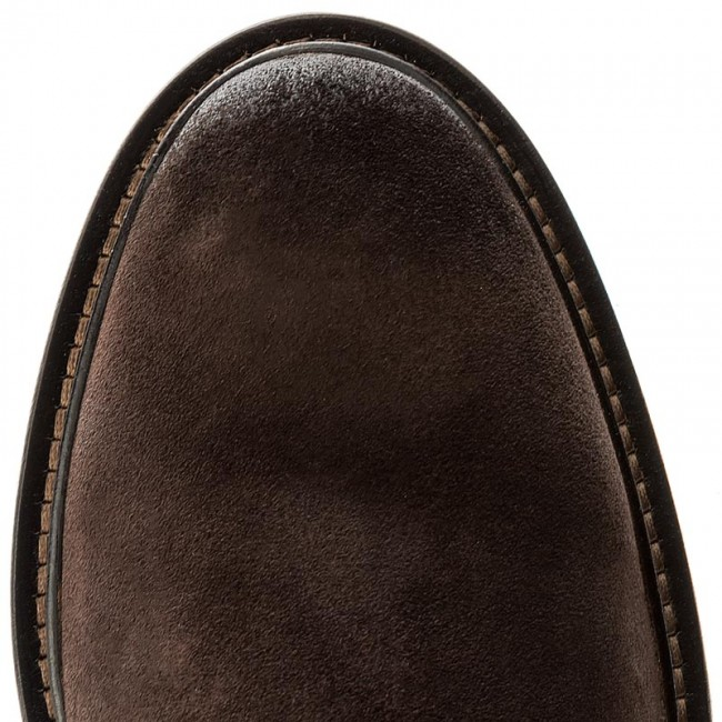 Schnürschuhe MARC Brown O'POLO-708 24106302 304 Dark Brown MARC 790 681a4c