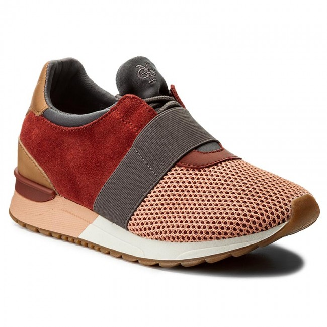 Sneakers MARC O'POLO 707 13893501 115 Red Combi 526