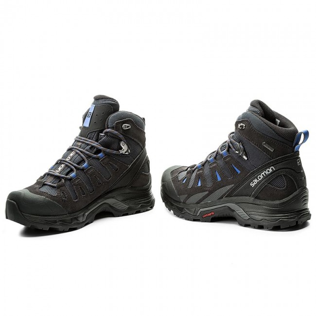 Trekkingschuhe SALOMON                                                       Quest Prime Gtx W GORE-TEX 399724 20 V0 India Ink/Phantom/Amparo Blau 8531b8