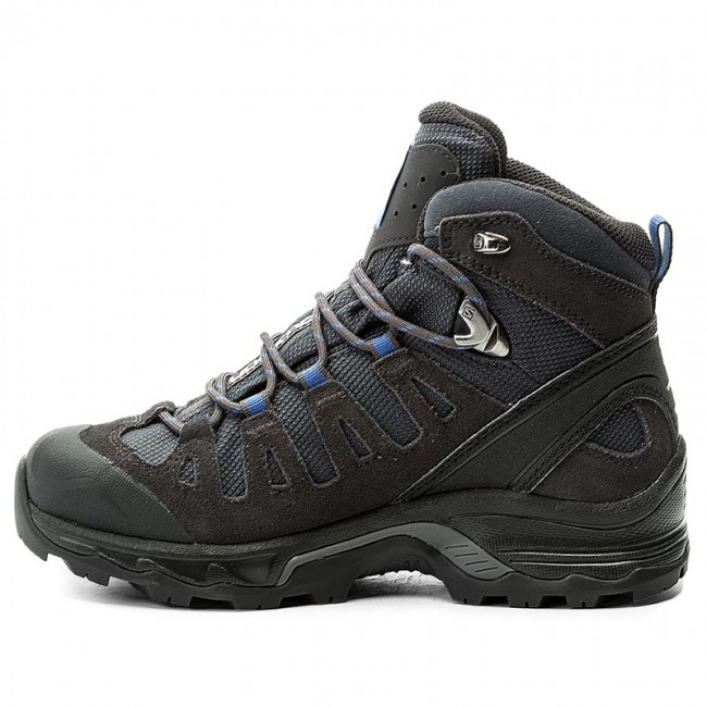 Trekkingschuhe SALOMON                                                       Quest Prime Gtx W GORE-TEX 399724 20 V0 India Ink/Phantom/Amparo Blau 12641e
