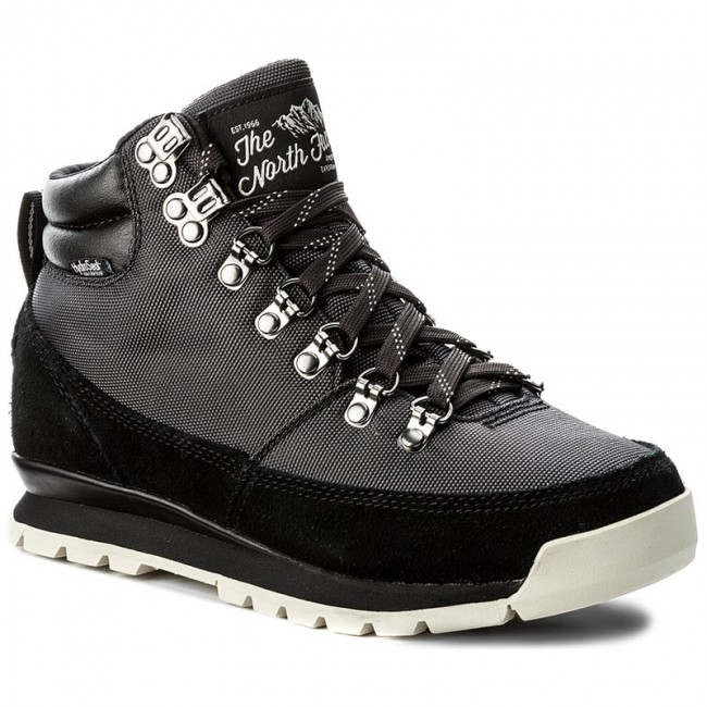 Trapperschuhe THE NORTH NORTH NORTH FACE Back-To-Berkeley Redux T0CLU7LQ6 Tnf Black/Vintage White 312d78