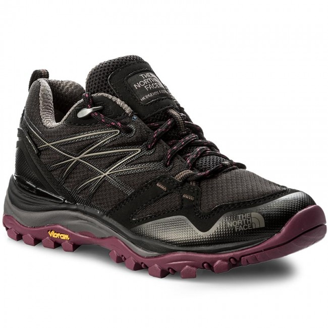 Trekkingschuhe THE  NORTH FACE    THE                                                 Hedgehog Fastpack GTX (EU) GORE-TEX T0CXT4ZFX  Tnf schwarz/Amaranth Purple 237309
