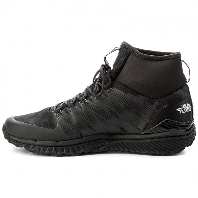 Schuhe THE THE THE NORTH FACE-Litewave Ampere II Hc Camo T939VFYXU Tnf Black Woodland Camo Print/Metallic Silver c23ee5