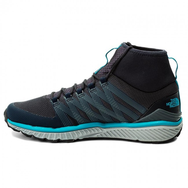 Schuhe T939IMYYH THE NORTH FACE-Litewave Ampere II Hc T939IMYYH Schuhe  Urban Navy/Seaport Blue 959ce1