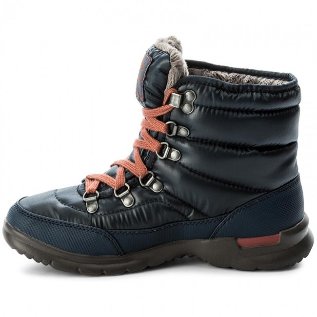 Schneeschuhe THE NORTH FACE-Thermoball Lace Lace Lace II T92T5LYWW Shiny Ink Blue/EtruscanRed Werbe Schuhe 215aff