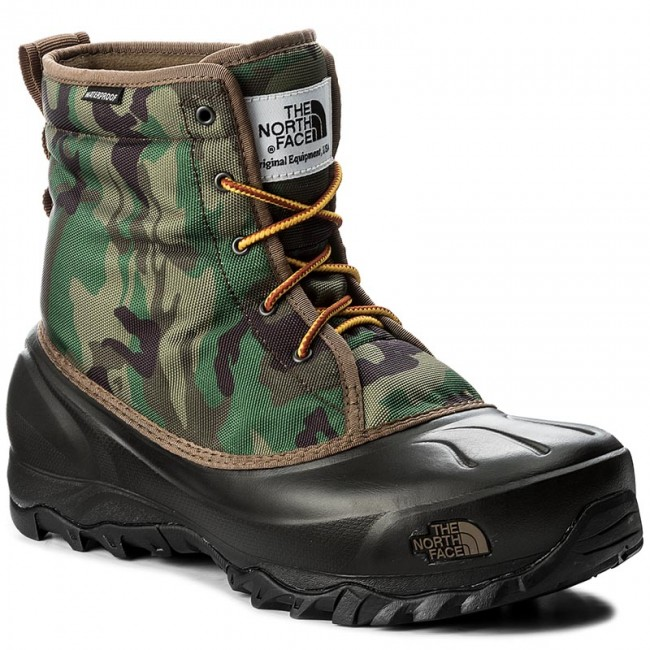 Schneeschuhe THE NORTH FACE-Tsumoru Boot T93MKSYRL  Black Forest Forest Forest Woodland Camo/Tnf Black d24f07