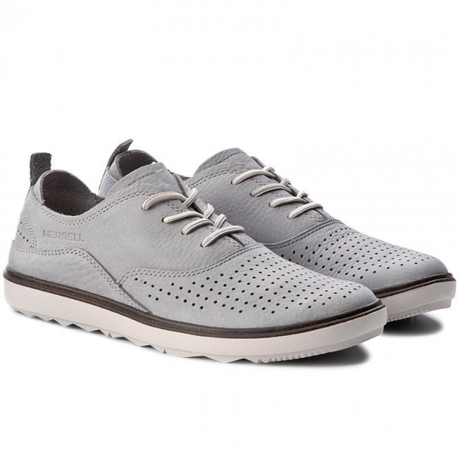 Halbschuhe MERRELL                                                      Around Town Lace Air J03692 Sleet 1e5167