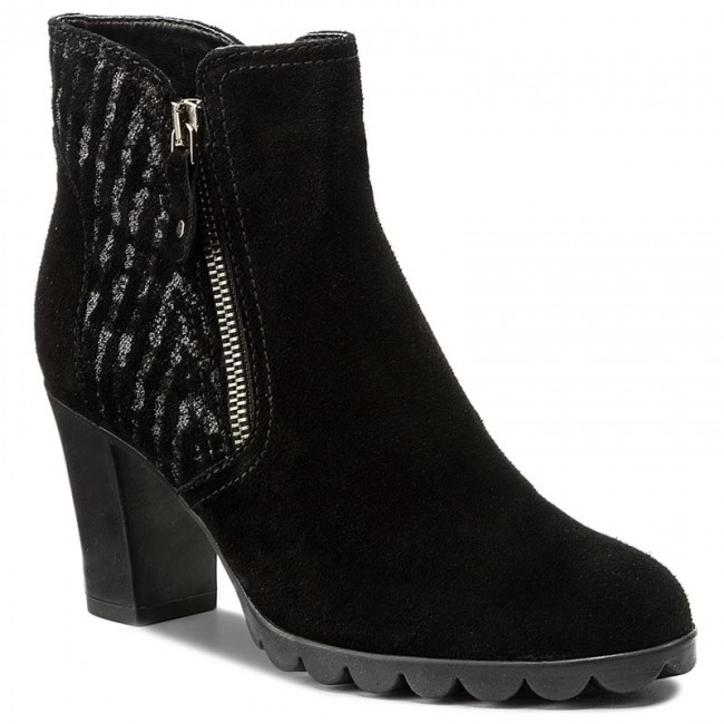 Stiefeletten THE FLEXX                                                    Diply N Love A701/32 Black/Gun Metal