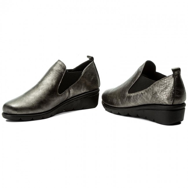 Halbschuhe THE  FLEXX     THE                                                Boomerang C2501/05 Gun Metal ac62fd