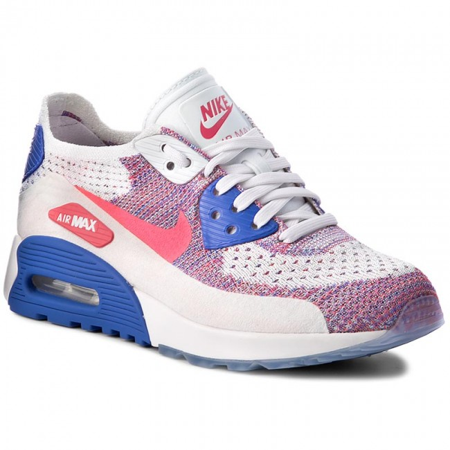 check out fe10b f1407 Schuhe NIKE - W Air Max 90 Ultra 2.0 Flyknit 881109 103 White Racer Pink