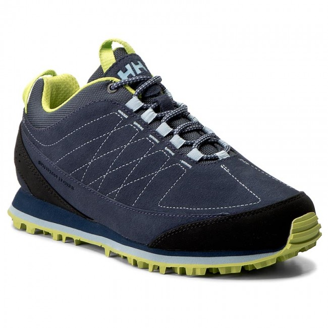 Trekkingschuhe HELLY HANSEN                                                    W Vinstra112-43.590 Mood Indigo/Shadow Blue/Bright Chartreuse/Blue Dove/Black