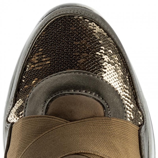 Sneakers GUESS Laylow FLLAY4 FAB12 LGOLD
