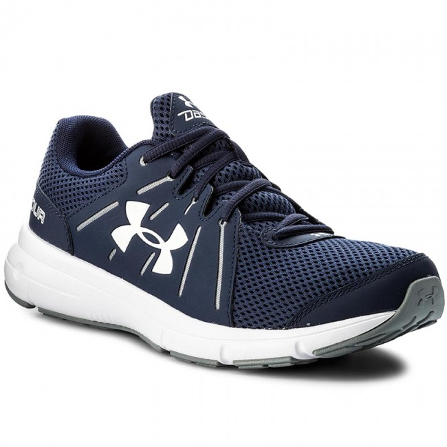 Schuhe UNDER ARMOUR-Ua Dash Rn 2 1285671-410 Mdn/Stl/Wht
