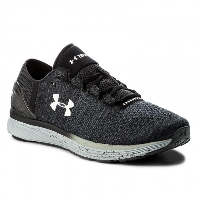 Schuhe UNDER ARMOUR-Ua Charged Bandit 3 1295725-008 Sty/Blk/Msv