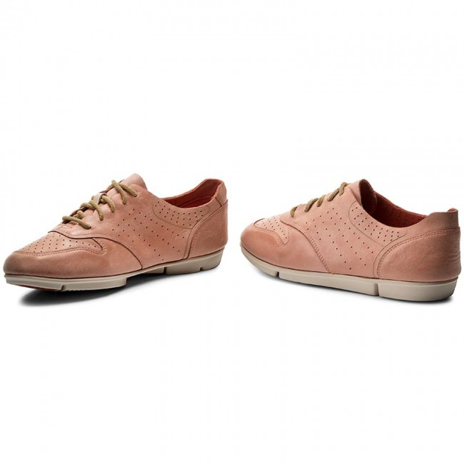 Halbschuhe CLARKS - Tri Actor 261241524 Coral Leather mdokRHm