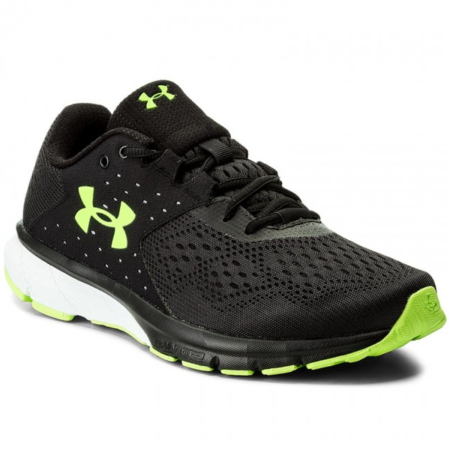 Schuhe UNDER ARMOUR-Ua Charged Rebel 1298553-003 Blk/Ocg/Qle