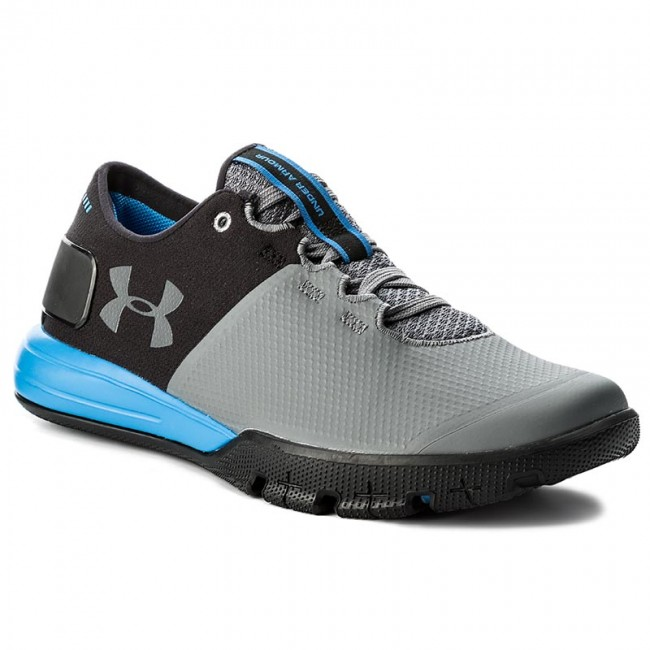 Schuhe UNDER ARMOUR-Ua Charged Ulimate Tr 2.0 1285648-004 Blk/Mkb/Gph