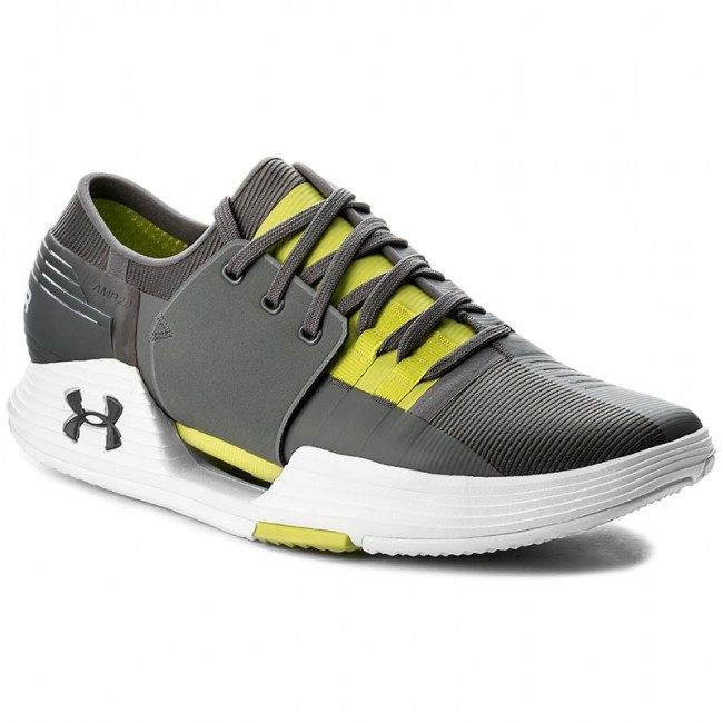 Schuhe UNDER ARMOUR-Ua Speedform Amp 2.0 1295773-040 Gph/Smy/Gph