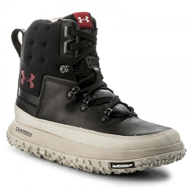 Schneeschuhe UNDER ARMOUR-Ua Fat Tire Govie 1299193-001 Blk/Smk/Cri
